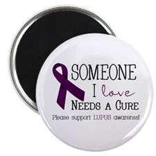 """Someone I Love Needs a CURE! 2.25"""" Magnet (100 pac"""
