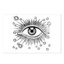 All Seeing Eye Postcards (Package of 8)