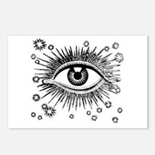 All Seeing Eye Postcards (Package of 8)