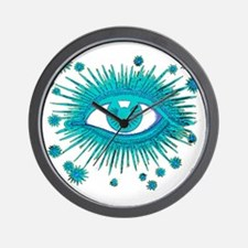 All Seeing Eye Wall Clock