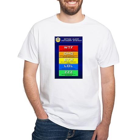 Office Alert (Emoticon) T-Shirt