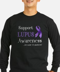 Support Lupus Awareness T