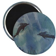Uncharted Realm Magnet