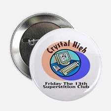 Friday the 13th Button
