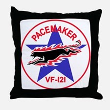 VF-121 Pacemaker Throw Pillow