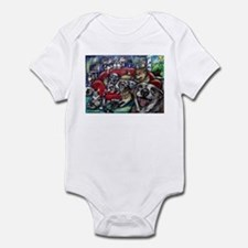 Anna's crew Infant Bodysuit