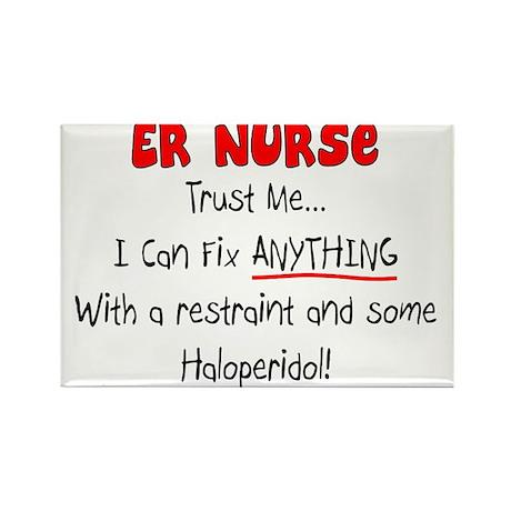 Clinical Nursing Instructor Rectangle Magnet (10 p