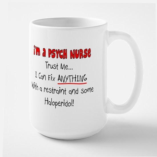 Clinical Nursing Instructor Large Mug