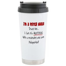 Clinical Nursing Instructor Travel Mug