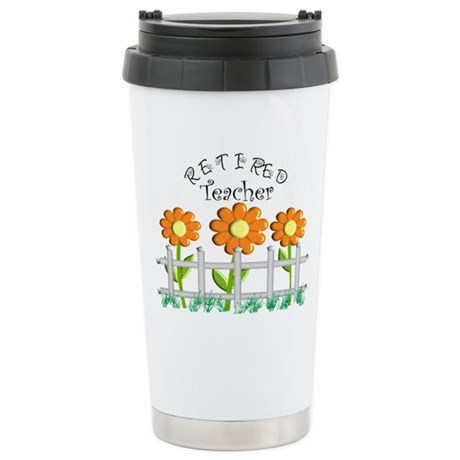 Current Events Stainless Steel Travel Mug