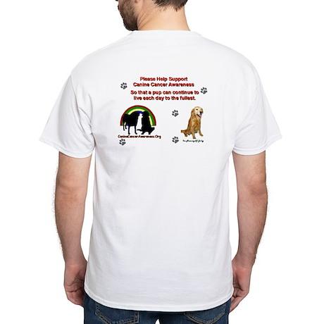 CCA Joley White T-Shirt