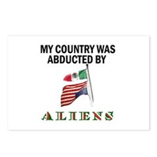 TAKE BACK YOUR COUNTRY Postcards (Package of 8)