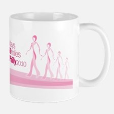 Cute Breast cancer research Mug