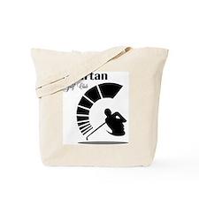 Spartans Golf Club Tote Bag