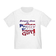 Puerto rican girl T