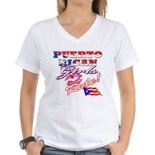 Puerto rican girl Shirt