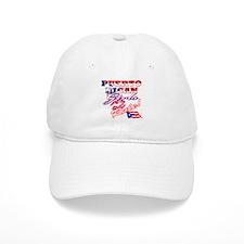 Puerto rican girl Baseball Cap