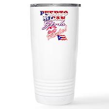 Puerto rican girl Travel Mug