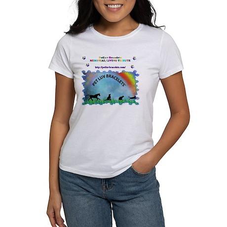Pet Luv Bracelets Women's T-Shirt