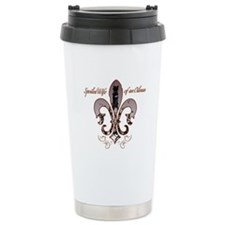 Oilfield Wife Travel Mug