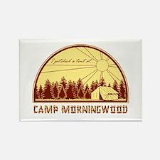 Morningwood Rectangle Magnet