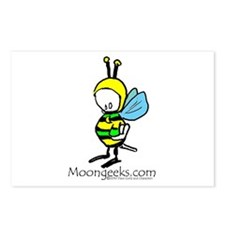 Buzz Postcards (Package of 8)