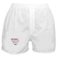 Ass Pain ret Boxer Shorts