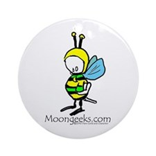 Buzz Ornament (Round)