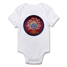 A Magical Tree of Life Infant Bodysuit