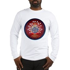 A Magical Tree of Life Long Sleeve T-Shirt