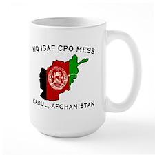 HQ ISAF PSD Mug