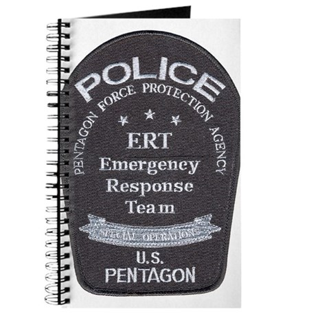 Pentagon Police ERT Journal