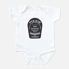 Pentagon Police ERT Infant Bodysuit