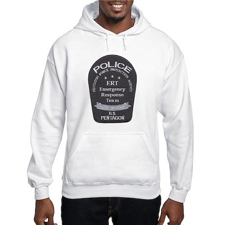 Pentagon Police ERT Hooded Sweatshirt