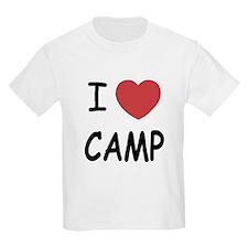 I heart camp T-Shirt