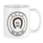 Red Oak Vigilantes Mug