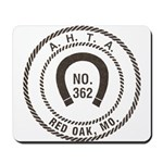Red Oak Vigilantes Mousepad