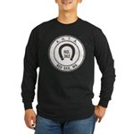Red Oak Vigilantes Long Sleeve Dark T-Shirt