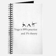 Yoga Practice Journal