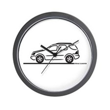 Mercedes ML Wall Clock