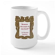 Man of One Book Mug
