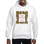 Man of One Book Hooded Sweatshirt