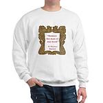 Man of One Book Sweatshirt