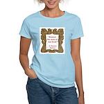 Man of One Book Women's Light T-Shirt