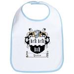 Yeates Family Coat of Arms /  Bib