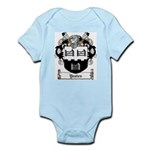 Yeates Family Coat of Arms /  Infant Creeper
