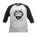 Yeates Family Coat of Arms /  Kids Baseball Jersey