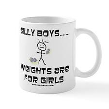 Silly Boys Mug