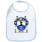 Woulfe Family Crest Bib