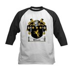 Wilson Coat of Arms Kids Baseball Jersey